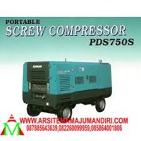 Kompresor Angin Air Compressor Airman Pds 750S