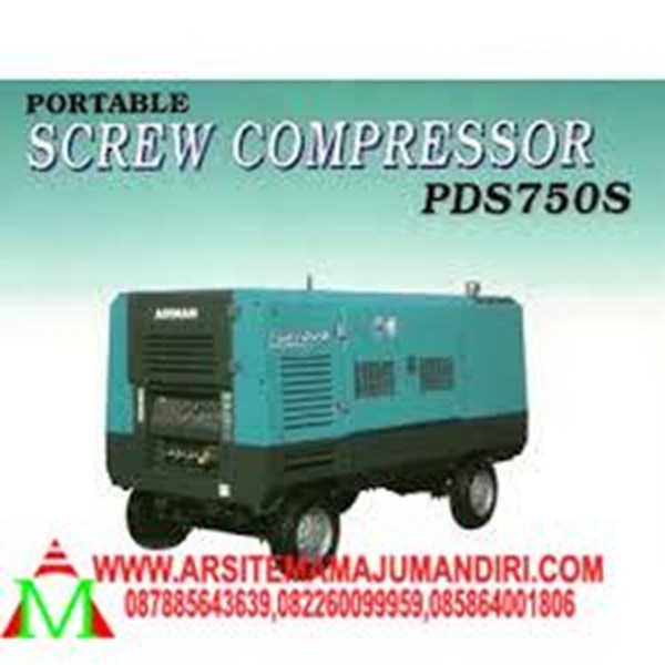 Kompresor Angin Air Compressor Airman Pds 750S