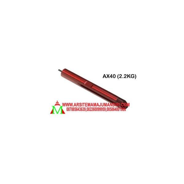 PORTABLE ELECTRIC VIBRATOR HEAD ENAR AX40
