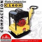 Plate Compactor Stamper Kodok Atau Plate Compactor C 160 H 1