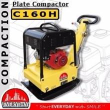 Stamper Kodok atau plate compactor C 160 H
