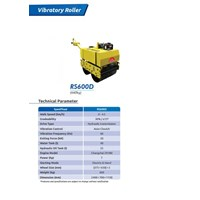 Jual Baby Vibratory Roller RS 600 D 2