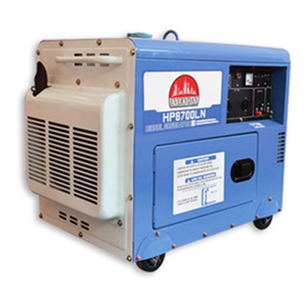 Diesel Generator Hp6700ln