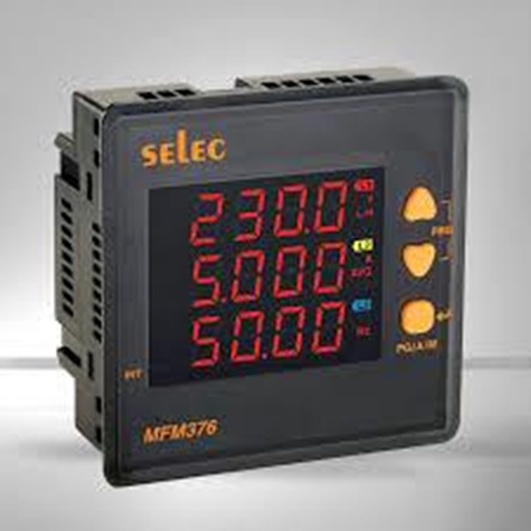 SELEC Digital Multifunction Meter