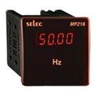 SELEC Digital Frequency dan Power Factor Metal 4