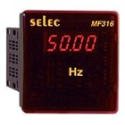 SELEC Digital Frequency dan Power Factor Metal 1