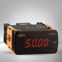 Distributor SELEC Digital Frequency dan Power Factor Metal 3