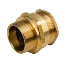 HEX Brass Cable Gland