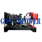 Genset Open Perkins UK 80kva 1104A-44TG2 2
