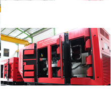 Genset For Industrial 10 kVa - 3000 kVa