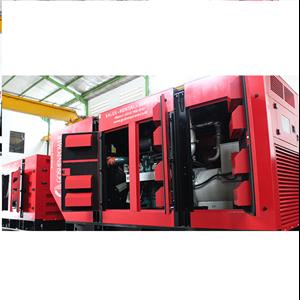 Genset For Industrial 10 kVa - 3000 kVa