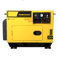 Genset For Rental 1kVa - 10kVa