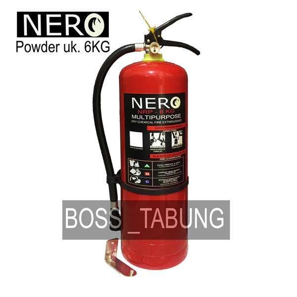 Pemadam Api Powder 6 Kg