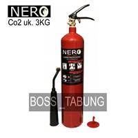 Pemadam Api Carbondioxide 3Kg