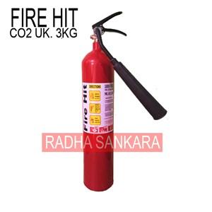 Pemadam Api CO2 Powder 3Kg