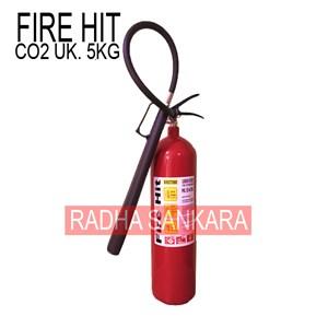 Pemadam Api powder CO2 5 Kg