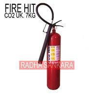 Jual Pemadam Api CO2 Powder 7Kg