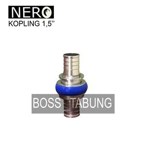Kopling Machino Alumunium 1.5 inc