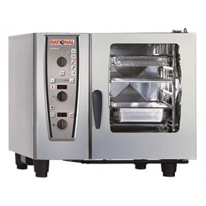 Rational Gas 6 Tray Combi Master Plus