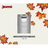 Jemi Gs-18 Undercounter Dishwasher