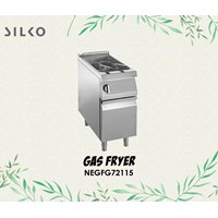 Silko Gas Fryer Negfg72115 Dintara Kitchen Equipment 1