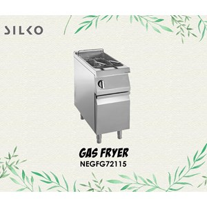 Silko Gas Fryer Negfg72115 Dintara Kitchen Equipment