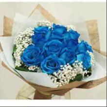 Karangan Bunga Mawar Duka Cita