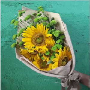 Hand Bouquet 2