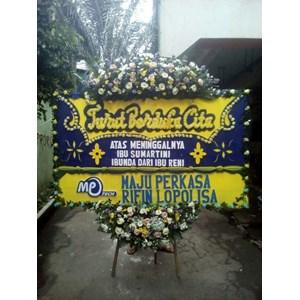 bunga papan turut berduka cita 083870698952