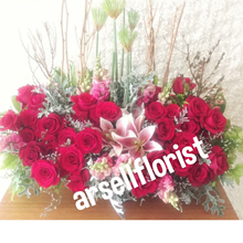 bunga meja 081586030961