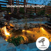 Underwater LED Lamp 3 Watt OUW6003