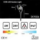 Lampu LED Taman COB 6 Watt SK9506 2