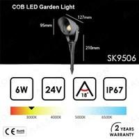 Jual Lampu LED Taman COB 6 Watt SK9506 2