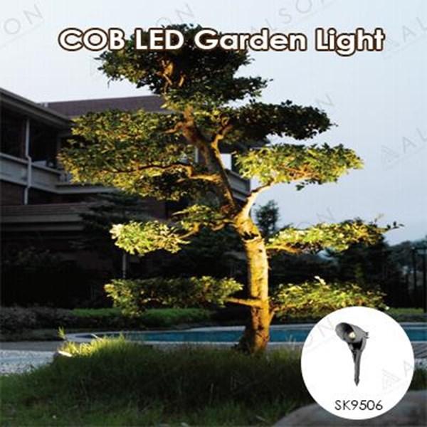 Lampu LED Taman COB 6 Watt SK9506