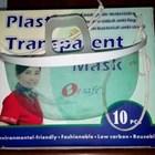 Masker Transparan Besafe 1