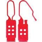 428 - Plastic Lockout Hasp (SEgel Keamanan) 1