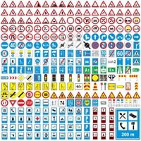 Distributor Road Signs 3