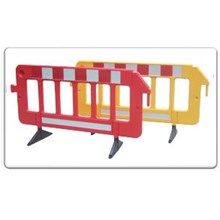 Portable Plastic Fence Barrier