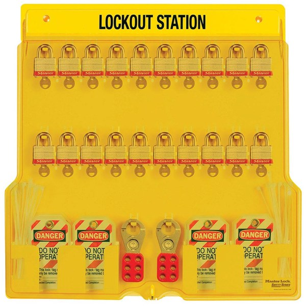 Master Lock 1484BP3