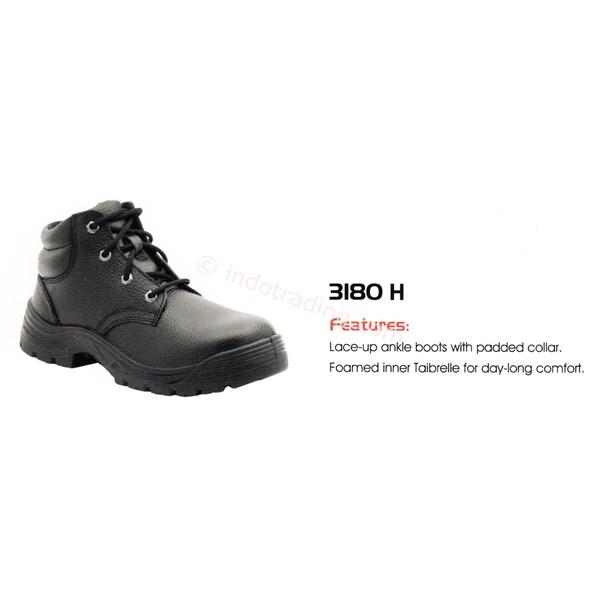 Sepatu Safety Cheetah 3180 H