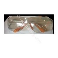 Kacamata Safeguar Clear Mirror