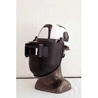 Kedok Las Helm (Helm Las)