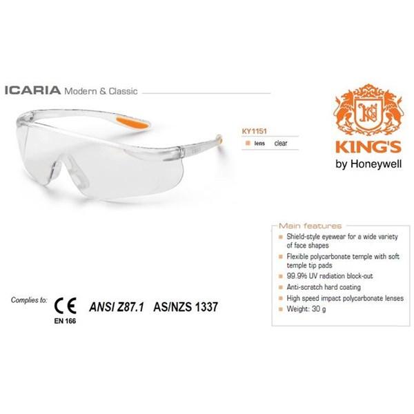 Kacamata Kings KY 1151