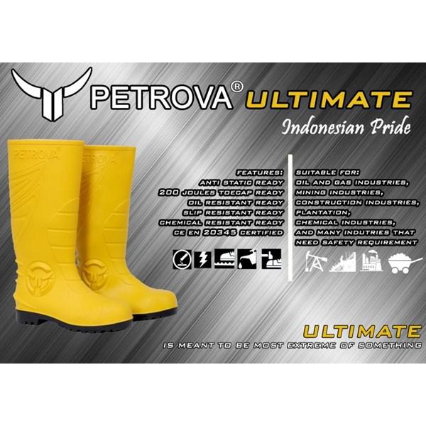 Sepatu Boot Petrova Ultimate
