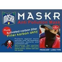 Masker Hitam Panjang MASKR