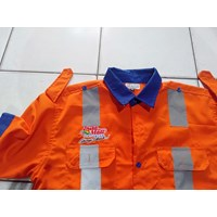 Baju Kerja Custom