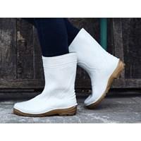 Sepatu Boot Toyobo Putih