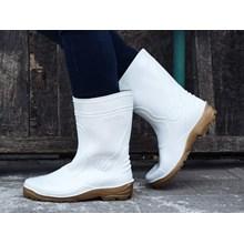 Boots Toyobo White