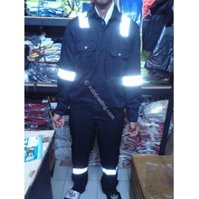 Baju Celana Safety (Wearpack / Coverall)
