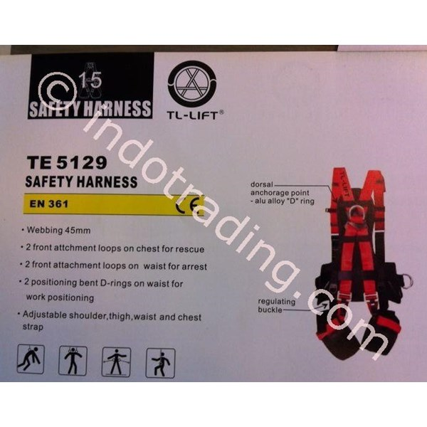 Full body harness TL Lift